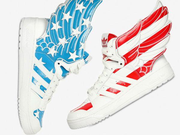 adidas originali x jeremy scott js ali air force.