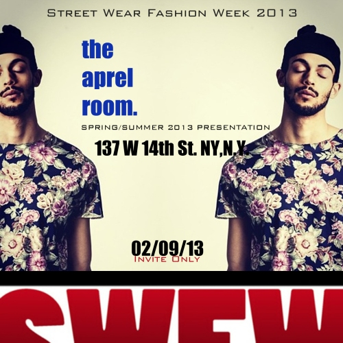 THEAPRELROOM SWFW13