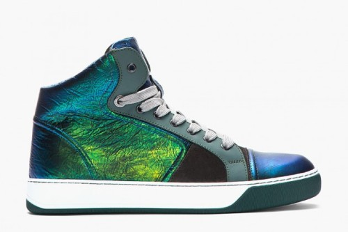 Lanvin-Green-and-Blue-Leather-Sneaker-01-630x420