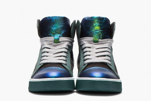 Lanvin-Green-and-Blue-Leather-Sneaker-02-630x420