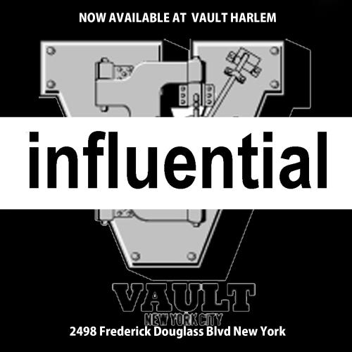 influential at Vault Harlem