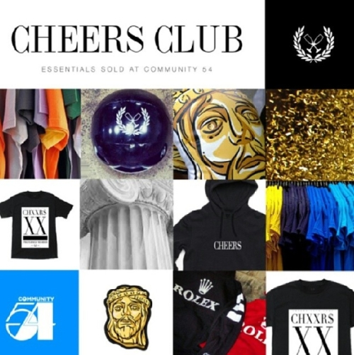 Cheers Club Essentials