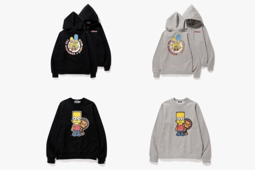 the-simpsons-bape-baby-milo-collection-3