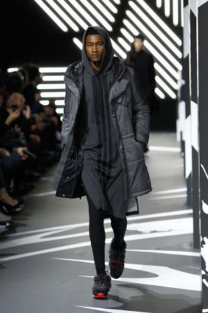 Y-3 : Runway - Paris Fashion Week - Menswear F/W 2014-2015