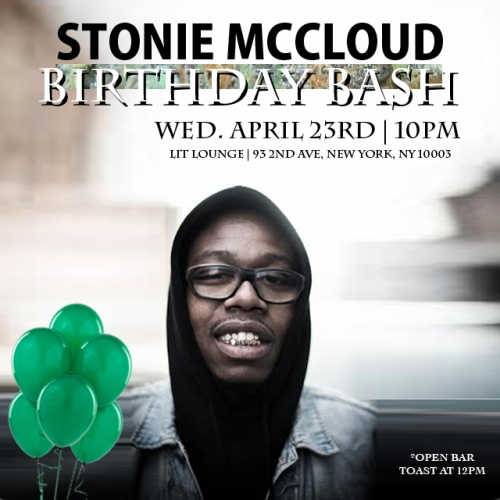 STONIEMCCLOUD BDAYBASH