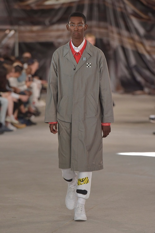 Off-White Men's Spring 2017
